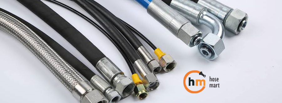 How to Select the Right Hydraulic Hose