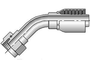 hose fitting bend